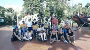 Vacaciones ASPACE Huesca